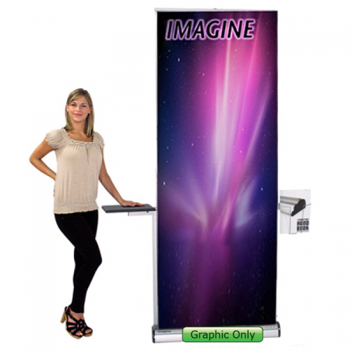 Custom Printed Banner for Imagine Retractable Display