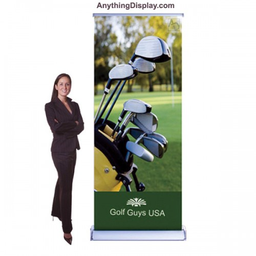 Retractable Banner Stand Display Silverwing 35w Trade Show Display